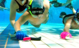 Underwater Hockey Equipment For Game Rules