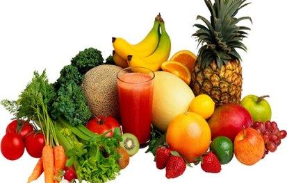 Image result for fruits and vegetables and proteins