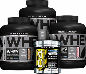 Top 5 Protein Supplements For Build Muscle