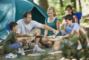 Family Camping Trip Ideas