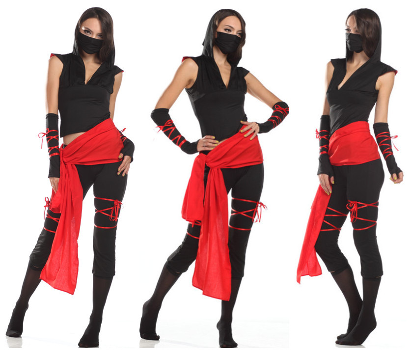 Deadly Ninja Costume  sc 1 st  lifestyle tweets - WordPress.com & Best Halloween Costumes for Women 2014 u2013 lifestyle tweets