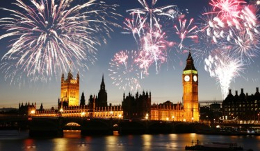 Best Places to Spend New Years Eve 2015