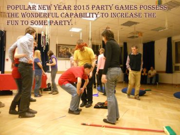 New Year Party Games