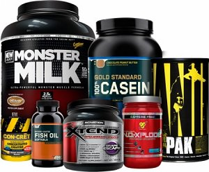 Best Supplements for Build Muscle