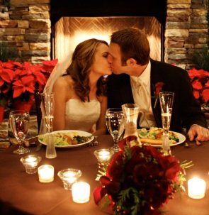 Candle Light Dinner On Valentines Day 2015