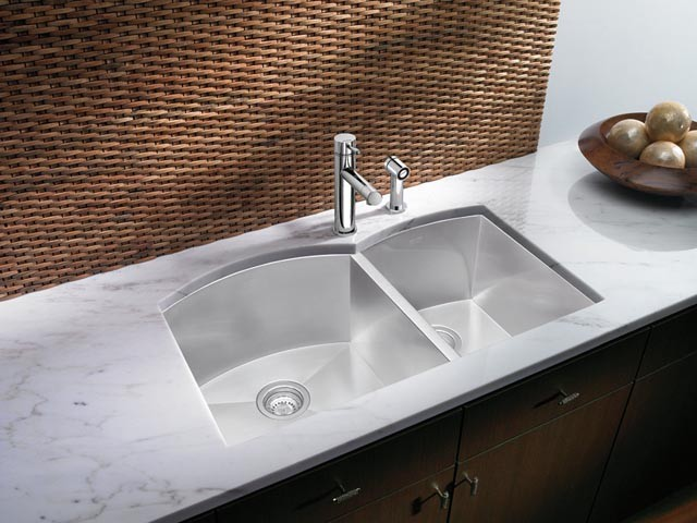 Choose The Best Stainless Steel Kitchen Sink