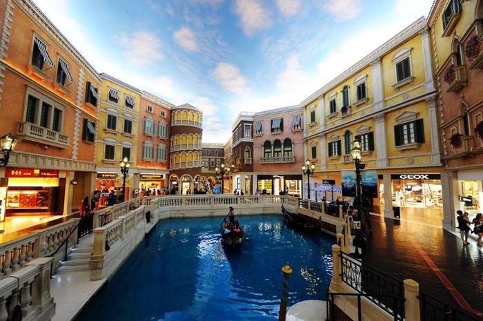 Largest Casino Resort in Macau