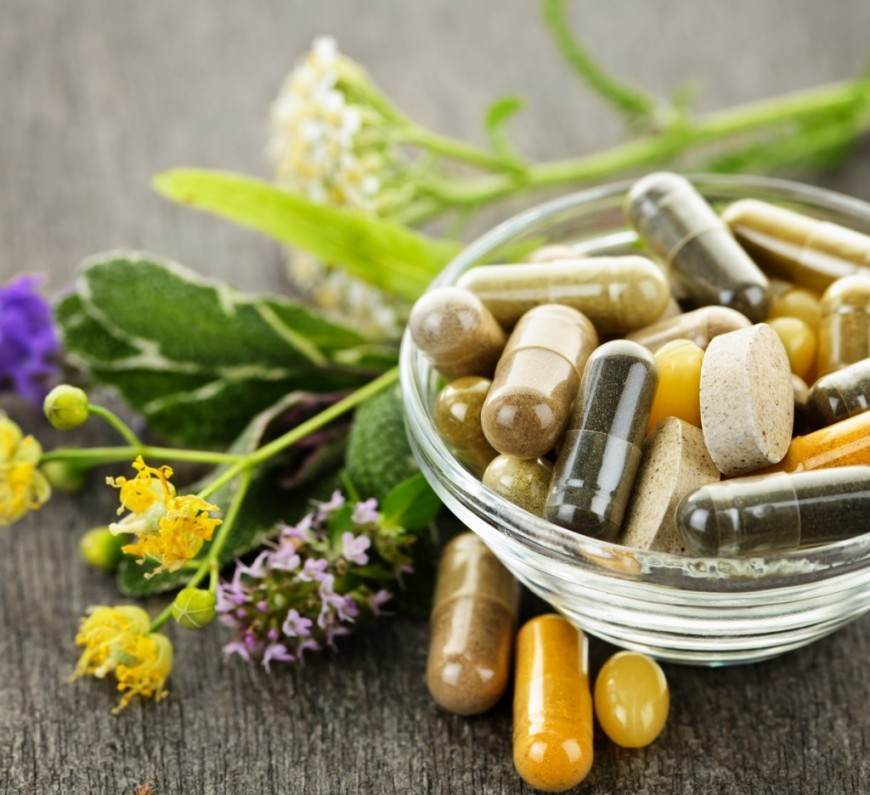 Herbal Supplements for Weight Gain