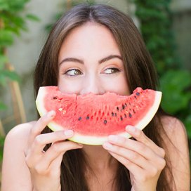 Watermelon benefits for beauty
